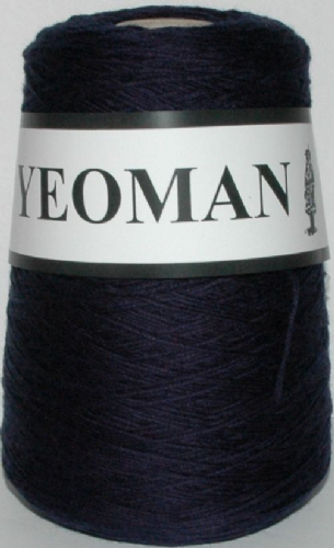 Yeoman Sport  Pure Virgin Merino Wool - Ink